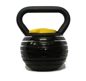 10 to 40 LB Adjustable Kettlebell