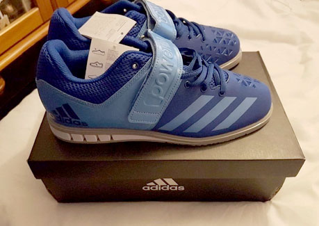 Adidas shoes with box