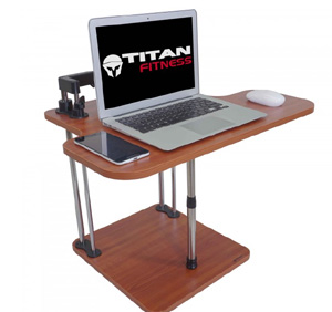 Adjustable Deluxe Stand -Sit Desk Conversion Kit