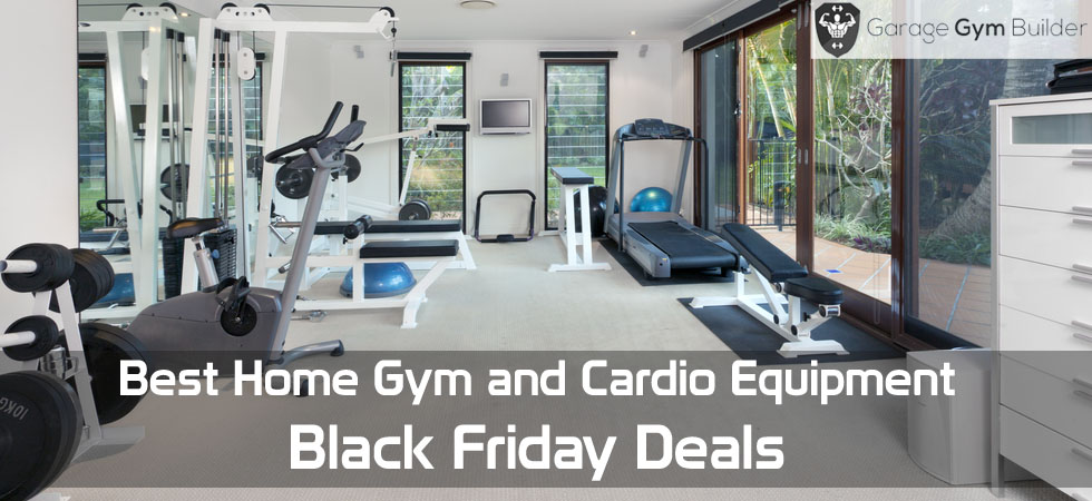 Best Home Gym and Cardio Equipment Black Friday Deals