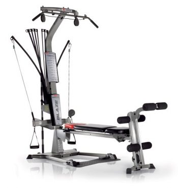 The Bowflex Blaze home gym offers over 60 all body exercises.