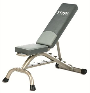 York Adjustable Fitness Bench
