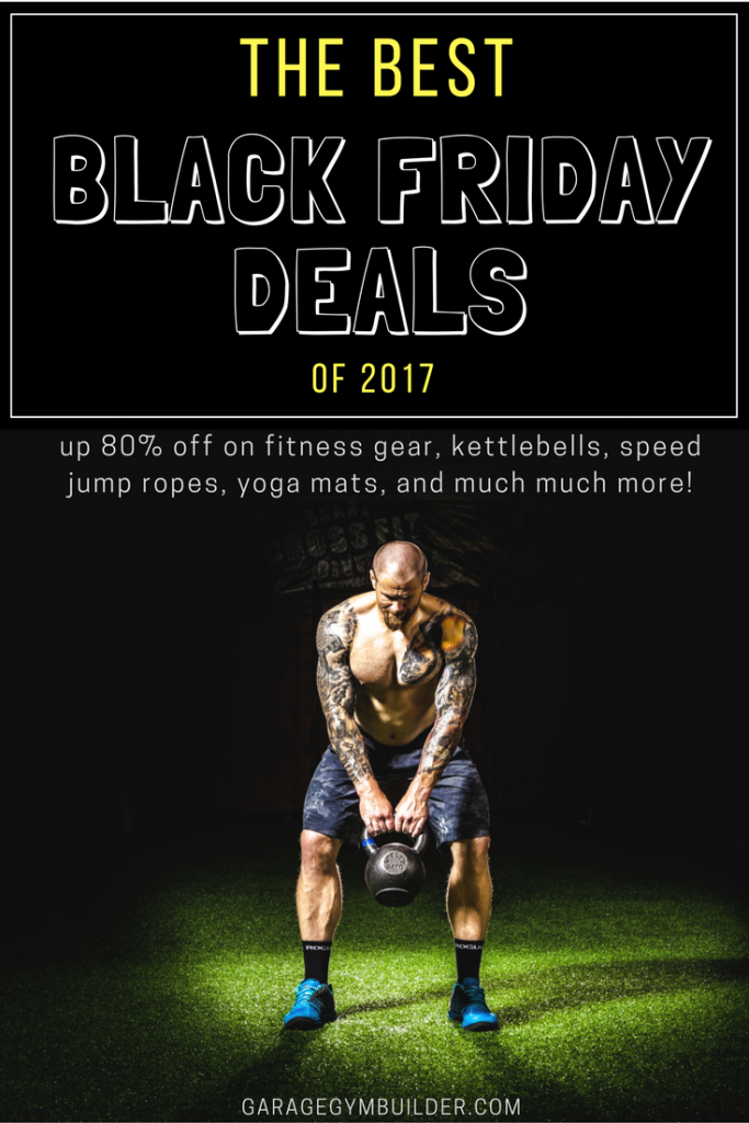 black friday deals for fitness 2017