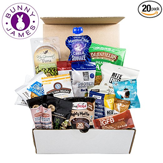 High Protein Fitness Box