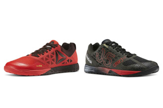 Reebok CrossFit Nano comparision shoes