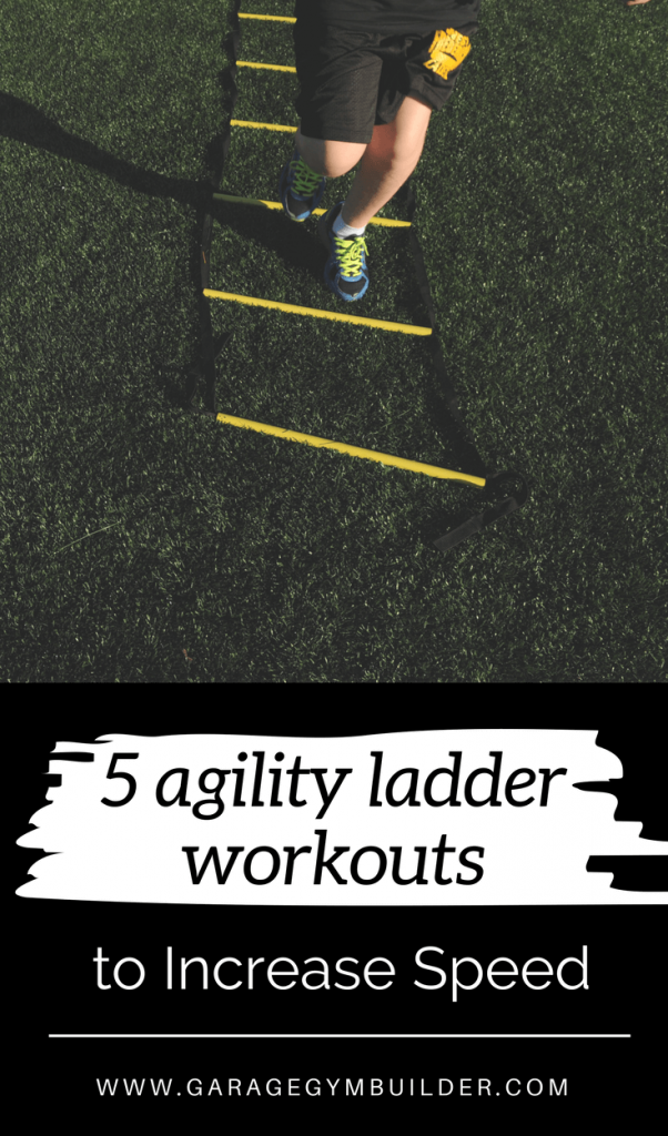Agility is the ability of the body to change direction quickly and accurately without losing speed. It is the mark of a superior athlete. The fastest way to increase your agility and improve your multidirectional speed is to train with an agility ladder. In this article we present 5 kick-butt speed and agility ladder exercises that will make you better at every athletic and sporting activity you put your hand, or foot, to.