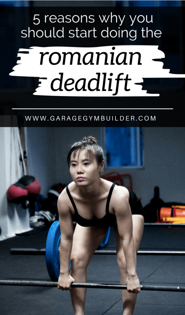 An exercise that surprisingly is advantageous for anyone who wishes to strengthen and lengthen their hamstrings is the Romanian deadlift, or RDL for short. Even though it is called a Romanian deadlift, the exercise is not a deadlift nor did it originate in Romania. Instead, weightlifters in the U.S. saw a Romanian weightlifter perform the exercise in the 50's and gave the movement the catchy name.