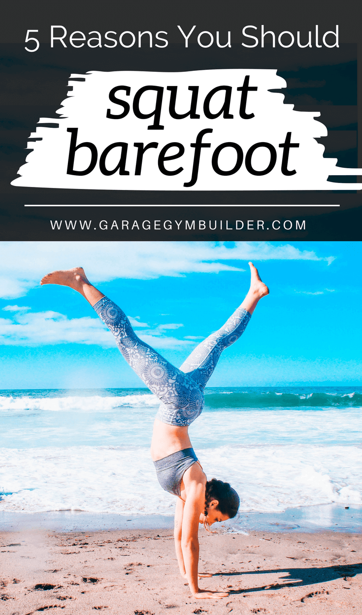 If you want to maximize the muscle and fitness gains that squats have to offer, you may like to consider taking off your training shoes and working out barefoot for a change. According to many fitness enthusiasts, shedding your shoes when squatting can help in a number of ways, some of which may not be immediately apparent if you have never tried it before.