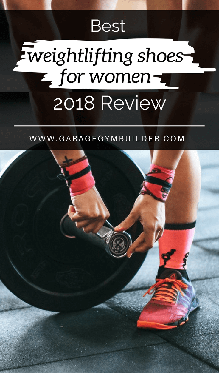 In this article we'll look at three of the best weightlifting shoes made for women and determine our choice for the best overall value.