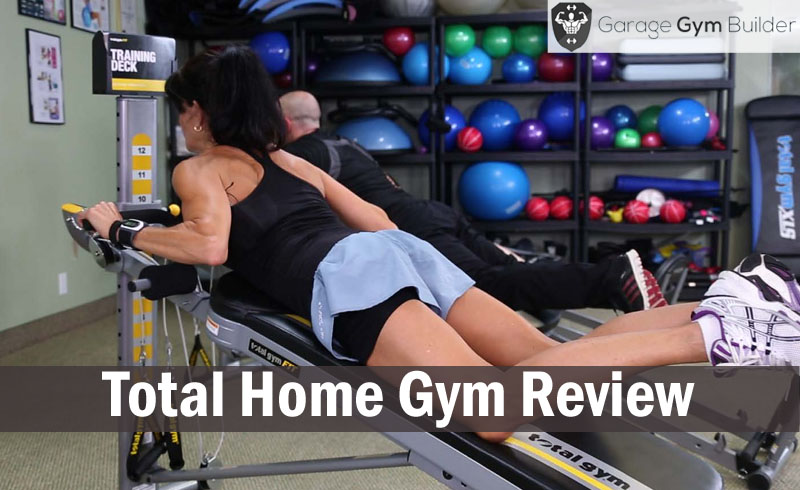 Total Gym Reviews – Range of Home Gyms