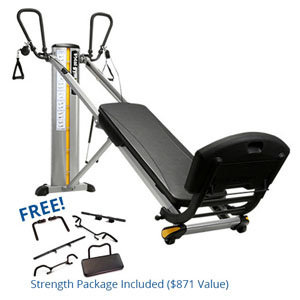 commercial grade exercise machine