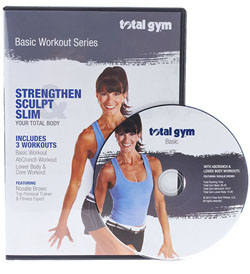 total gym workout dvd