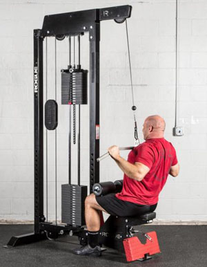 Rogue Fitness Monster Lat Pulldown