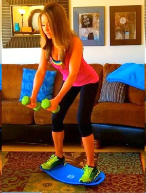 Simply Fitboard Workouts & Exercises