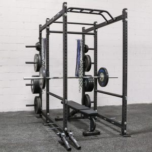 Infinity Power Racks by Rogue