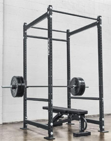Best power rack squat rack garage gym builder