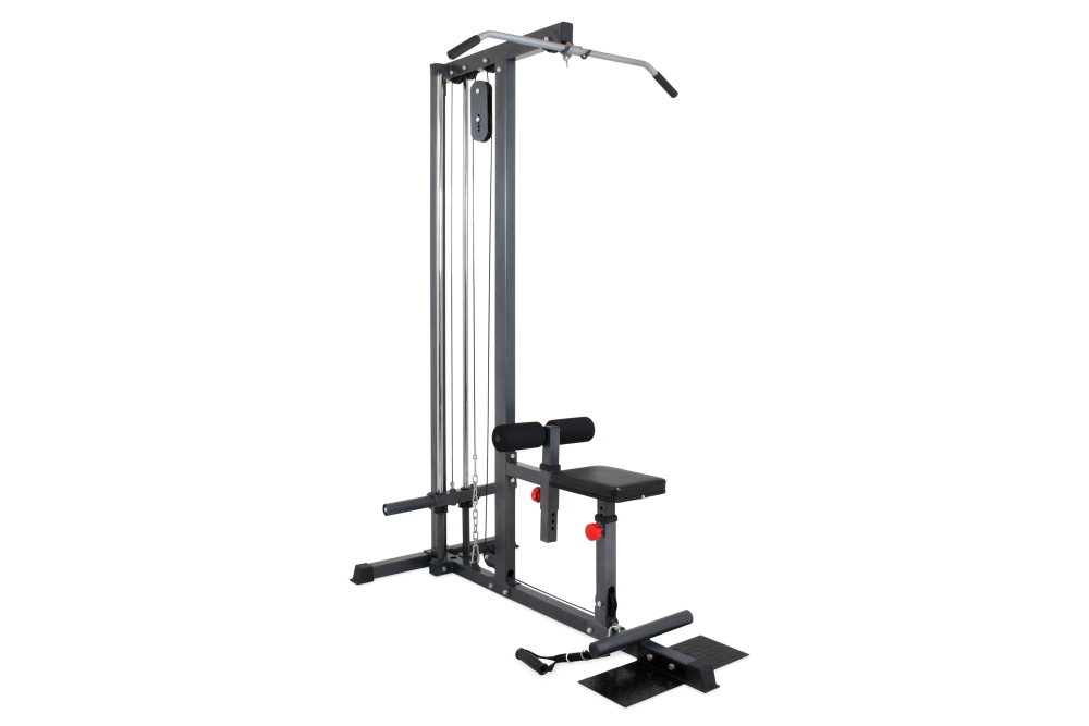Best Lat Pulldown Machine Reviews And Buying Guide Ggb