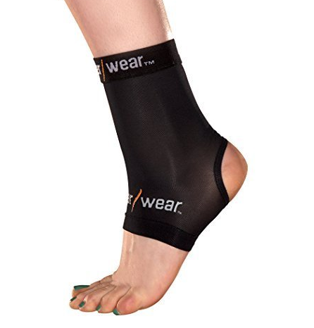 Copper Compression Recovery Ankle Sleeve