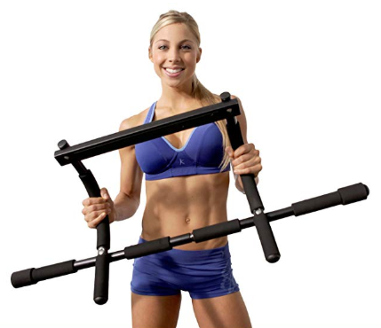 image of Ultimate Body Press Doorway Pull Up Bar with Adjustable Width