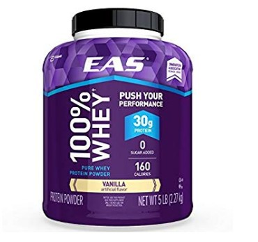 image of EAS 100% Pure Whey Protein Powder