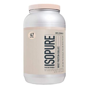 image of IsoPure Whey Protein Isolate