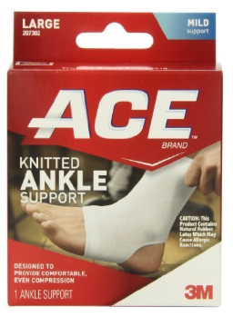 Ace Knitted Ankle Support