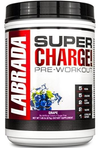 image of Labrada Super Charge supplement