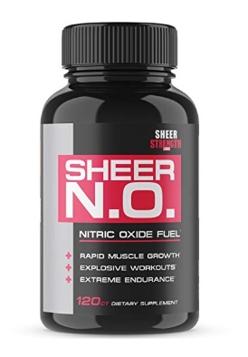 image of SHEER N.O. Nitric Oxide Supplement
