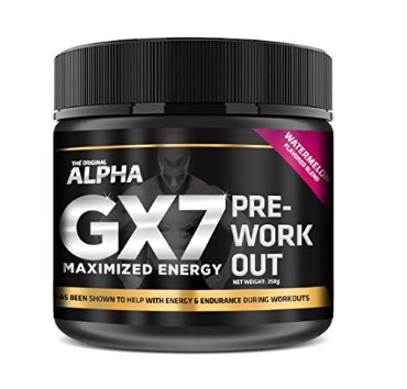 image of Alpha GX7 Pre Workout