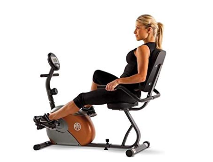 image of Marcy ME Exercise Bike
