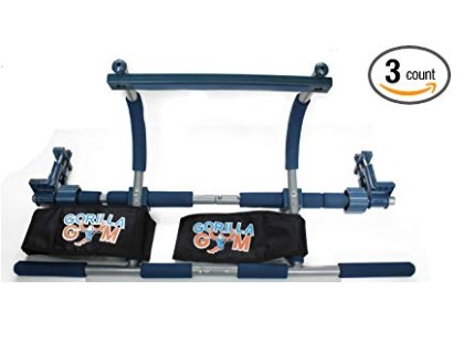 Gorilla Gym Power Fitness Package chin up bar