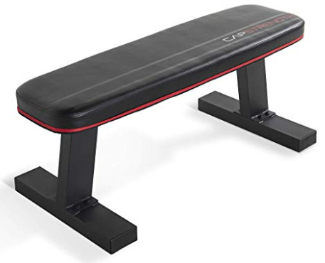 CAP Barbell Flat Utility Bench best ab bench reviews
