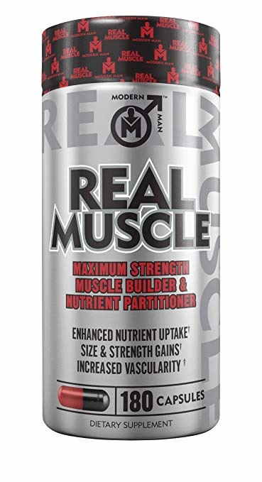 image of Real Muscle Builder supplement