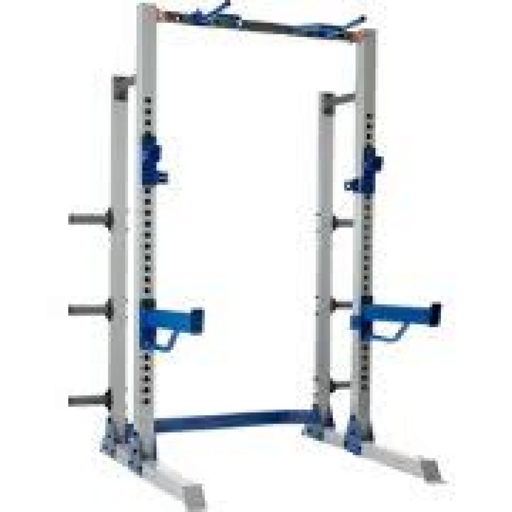 Fitness Gear Pro Half Rack    Full Rack  U2013 In Depth Look