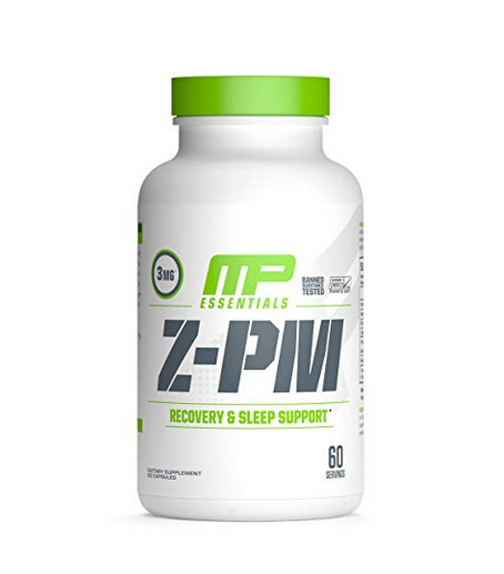 image of muscle pharm Z-PM supplements