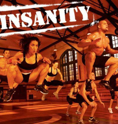 Insanity With Shaun T