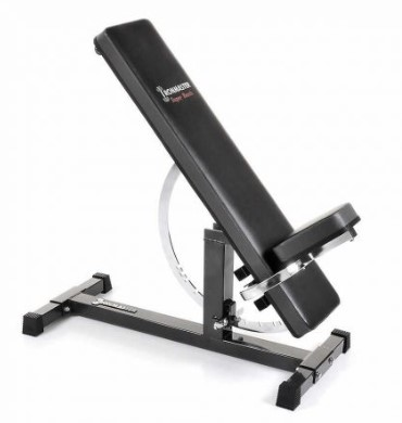 Ironmaster Super Bench Inclined
