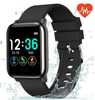 L8Star Fitness Tracker and Heart Monitor