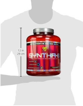 Syntha 6 comes in an array of delicious flavors.