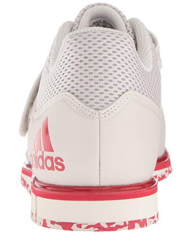 The Adidas Powerlift 3.1 has a tough EVA sole.