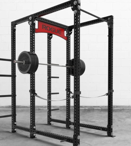 The Rogue RM-6 power rack offers dozens of configurations.