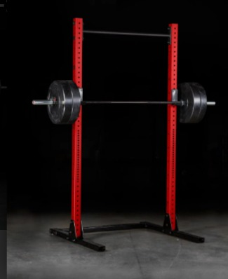 The Rogue SML-2C squat stand offers 5 configurations.