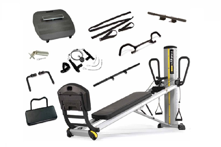 Total Gym GTS Parts