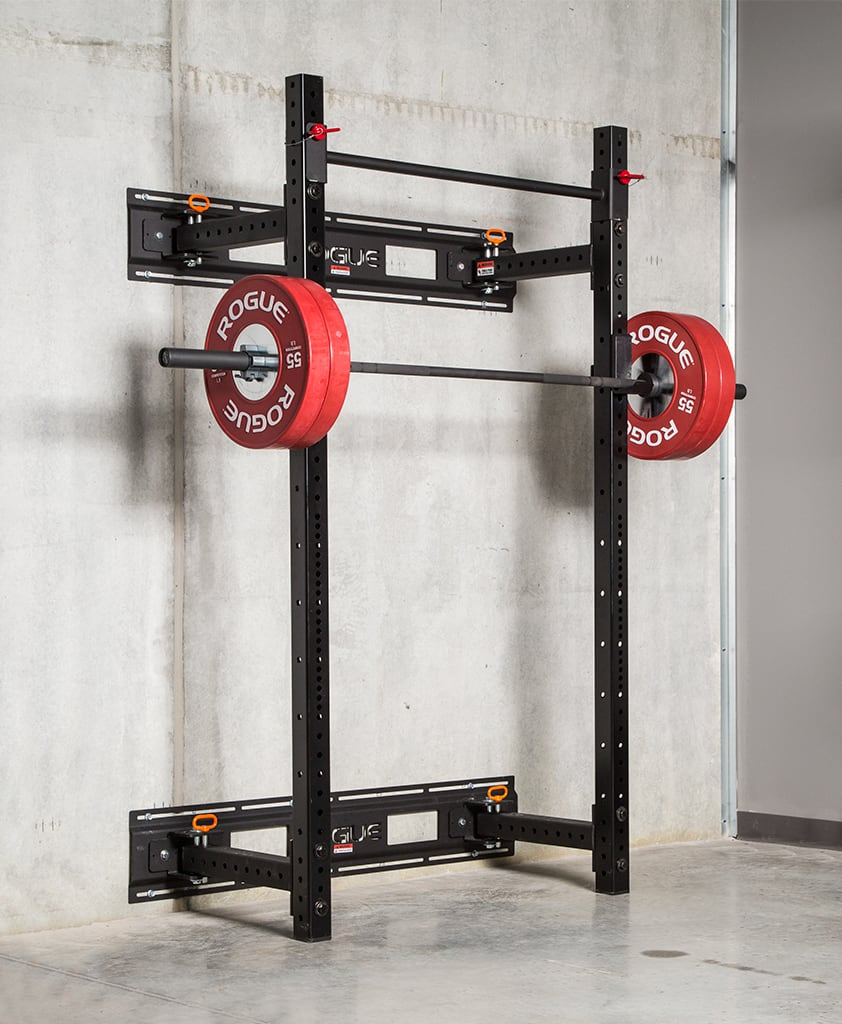 Rogue RML-3W Foldback Wall Mount Rack