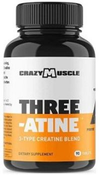 Crazy Muscle creatine blend