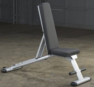 The Body Solid Bench Upright