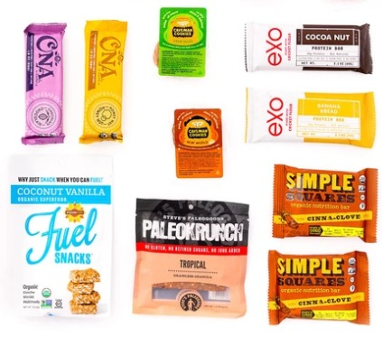 Everything in the Paleo Pax box works with a Paleo diet.