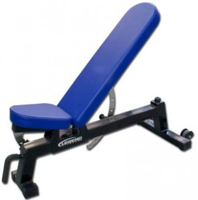 Legend Fitness 3 Way Utility Bench Side View