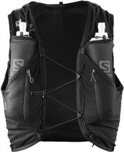 Salomon Hydration Vest Front View