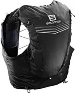 Salomon Hydration Vest Back View